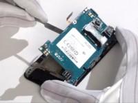 Samsung Star II DUOS C6712 - как разобрать телефон