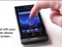 Промо видео Sony Xperia Sola