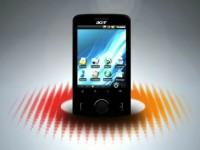 Демо видео Acer beTouch E110