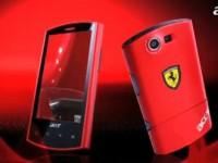 Демо видео Acer Liquid E Ferrari