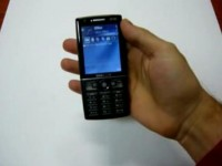 Видео обзор Samsung i550 от Cellularemagazine.it