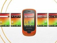 Демо видео Alcatel One Touch 602