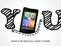 Демо видео HTC Aria