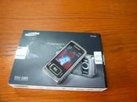 Видео обзор Samsung G800 от Cellularemagazine.it
