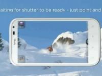 Демо видео HTC Sensation XL