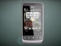 Демо видео HTC Touch2