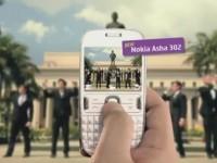 Рекламный ролик Nokia Asha 302