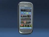Демо видео Nokia C7