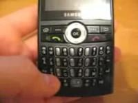 Видео обзор Samsung i600 (рус)