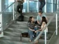 Рекламный ролик Samsung Galaxy Mini S5570