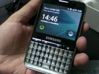 Видео обзор Samsung Galaxy Pro