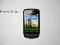 Демо видео Samsung S3850 Corby II