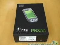 Видео обзор HTC P6300