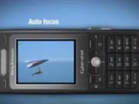 Демо видео Sony Ericsson K790i