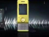 Демо видео Sony Ericsson S500i