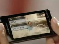 Рекламный ролик Sony Ericsson U1 Satio-Idou