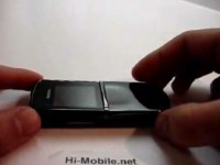 Видео обзор Nokia 8800 Sirocco Dark от hi-mobile.net