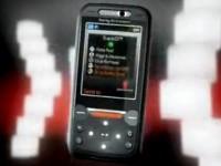 Демо видео Sony Ericsson W850i