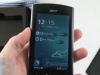 Видео обзор Acer Liquid Metal