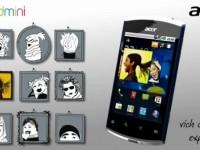 Демо видео Acer Liquid mini E310