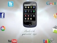 Демо видео Alcatel One Touch 990