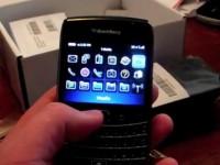 Видео обзор BlackBerry Bold 9700