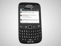 Демо видео BlackBerry Curve 9350