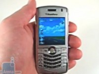 Видео обзор BlackBerry Pearl 8130