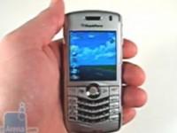 Видео обзор BlackBerry Pearl 8130