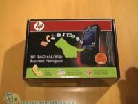Видео обзор HP iPAQ 614