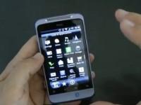 Видео-обзор HTC Salsa