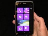 Видео обзор HTC TITAN II