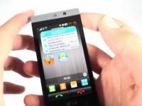 Видео обзор LG GD880 Mini