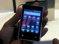 Видео обзор LG Optimus L3 E400