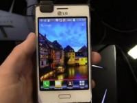 Первый взгляд LG Optimus L5 E610