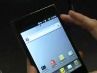 Видео обзор LG Optimus Vu