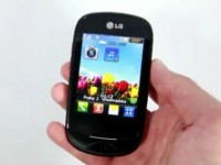 Видео-обзор LG T500