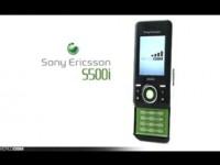 Демо-видео SONY ERICSSON S500I от WorldGSM