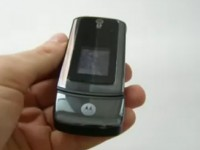 Видео обзор Motorola KRZR K3