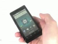 Видео обзор Motorola Milestone