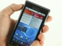 Видео обзор Motorola MILESTONE 2