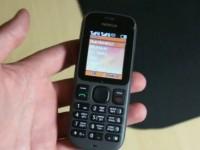 Видео обзор Nokia 101