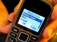 Видео обзор Nokia 1280