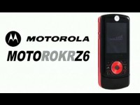 Демо-видео MOTOROLA ROKR Z6 от WorldGSM