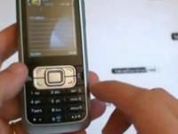 Видео-обзор Nokia 6120 classic