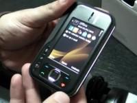 Видео-обзор Nokia 6760 slide
