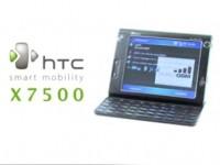 Демо-видео HTC X7500 от WorldGSM