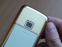 Видео обзор Nokia 8800 Gold Arte