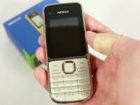 Видео обзор Nokia C2-01