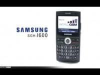 Демо-видео SAMSUNG SGH-I600 от WorldGSM